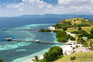 6 Day Flores & Komodo Trails