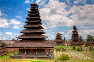 8 Day Around Bali Island Tour