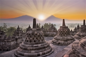 Borobudur - click to expand