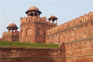 Red Fort - click to expand