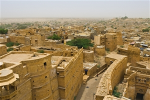 Jaisalmer Fort - click to expand