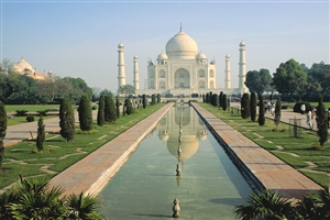 Taj Mahal - click to expand
