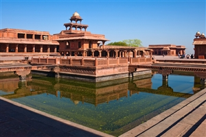 Fatehpur Sikri - click to expand