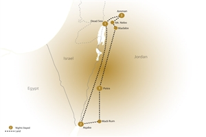 8 Day Wonders of Jordan
