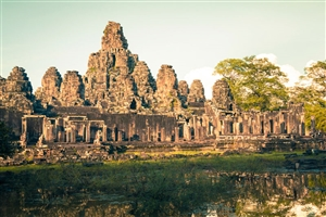12 Day Jayavarman Mekong Luxury Cruise (Angkor-Saigon)