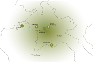 8 Day Laos Experience - click to expand