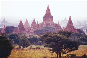 Bagan Temple - click to expand