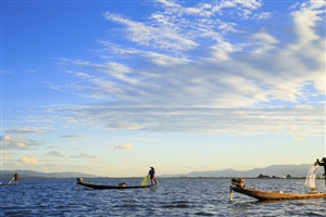 Inle lake - click to expand