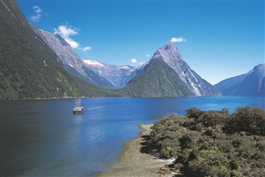 Milford Sound - click to expand