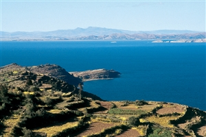 Lake Titicaca - click to expand