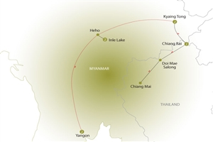 9 Day Crossing to Myanmar - click to expand
