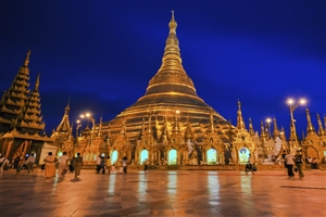 9 Day Crossing to Myanmar