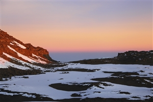 Kilimanjaro's Sunrise - click to expand