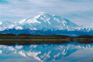 Mt McKinley - click to expand