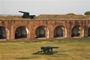 Fort Pulaski National Monument - click to expand
