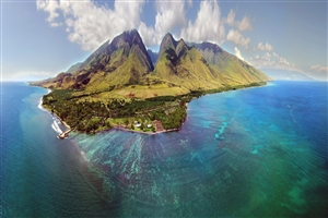 8 Day Hawaiian Seascapes Cruise