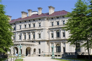 The Breakers. Cornelius Vanderbilt house - click to expand