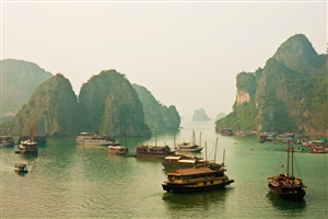 2 Day Halong Bay Ginger Cruise