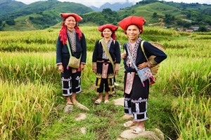 5 Day Sapa Highlands & Topas Ecolodge