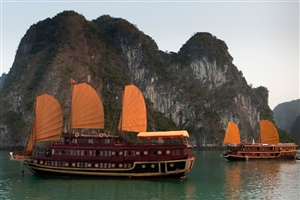 2 Day Halong Bay Jasmine Cruise