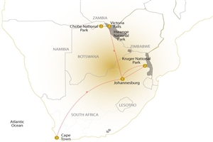 11 day Southern Africa Discovered - click to expand