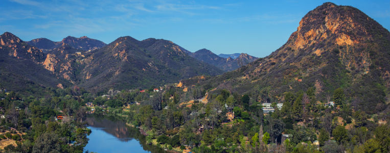 Malibu Creek State Park, California