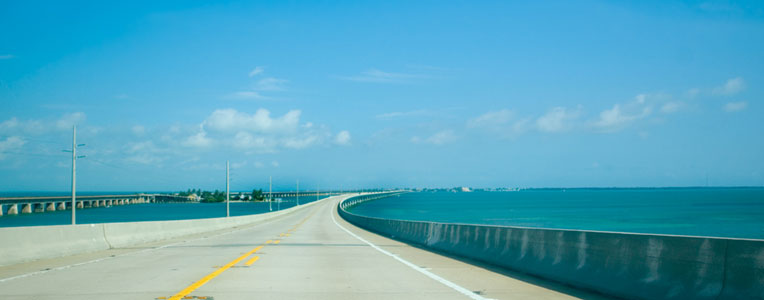 Florida to Key West