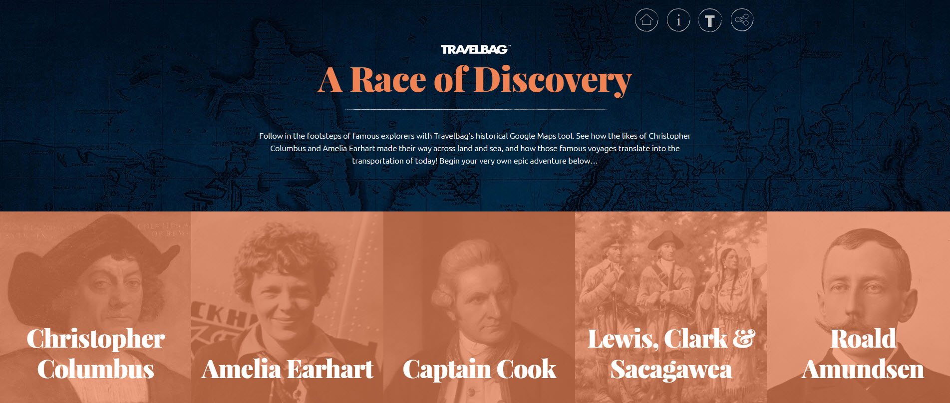 A Race to Discovery