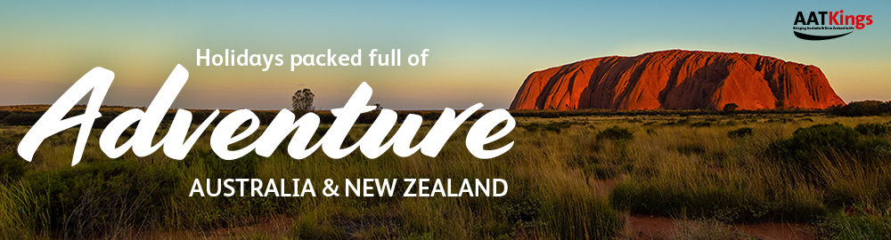 Visit Australia & New Zealand with AAT Kings